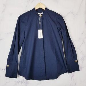 New DEREK LAM 10 CROSBY Button Down Shirt